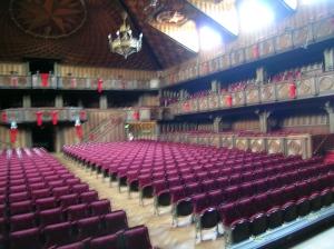 Festival Hall interior