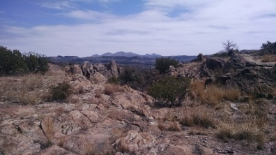 rock pillars